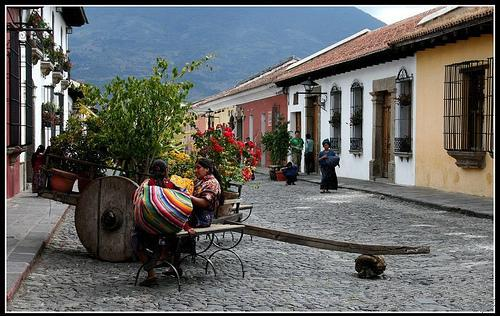 Antigua - (Guatemala)