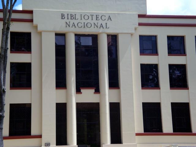 Biblioteca Nacional de Bogotá