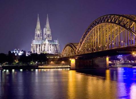 Viaje Colonia Alemania Colonia Alemania