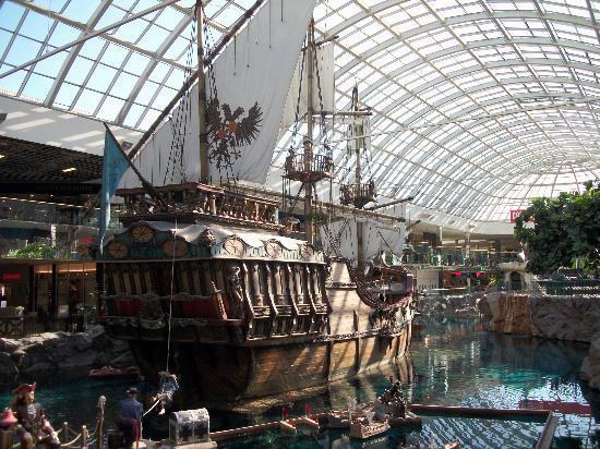 Edmonton Mall - Carabela Santa María