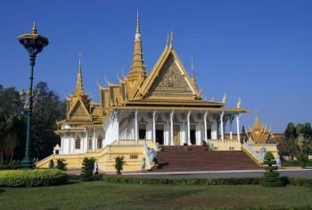 Palacio del Rey Phnom Penh