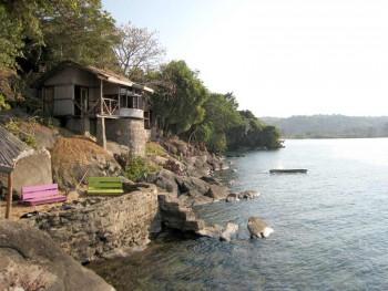 Nkhata Bay en el Lago Malawi