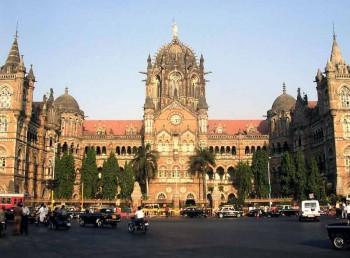 Estación de Trenes Victoria - Mumbai