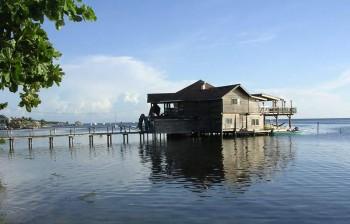 Roatán en Honduras