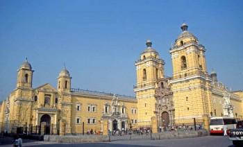 Museo del Convento de San Francisco de Asis de Lima