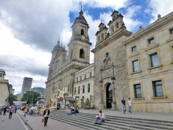 Plaza Bolivar - La Candelaria - Bogotá