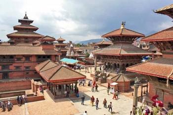 Plaza Durbar Katmandú