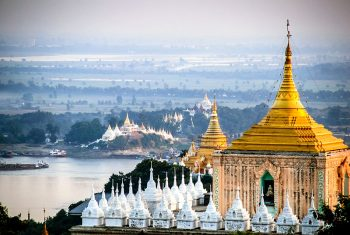 Mandalay Pagodas