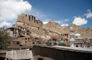 Leh capital de Ladakh